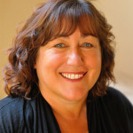 Headshot of Rachel Abbott