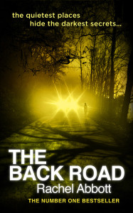 Cover of The Back Road by Rachel Abbott