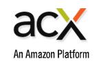 Amazon ACX logo