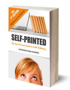 "Cover of Catherine Ryan Howard's book ""Self-Printed"""