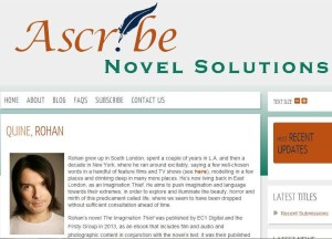 67Rohan Quine at Ascribe Novel Solutions