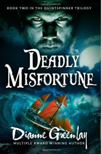Cover of Deadly Misfortune