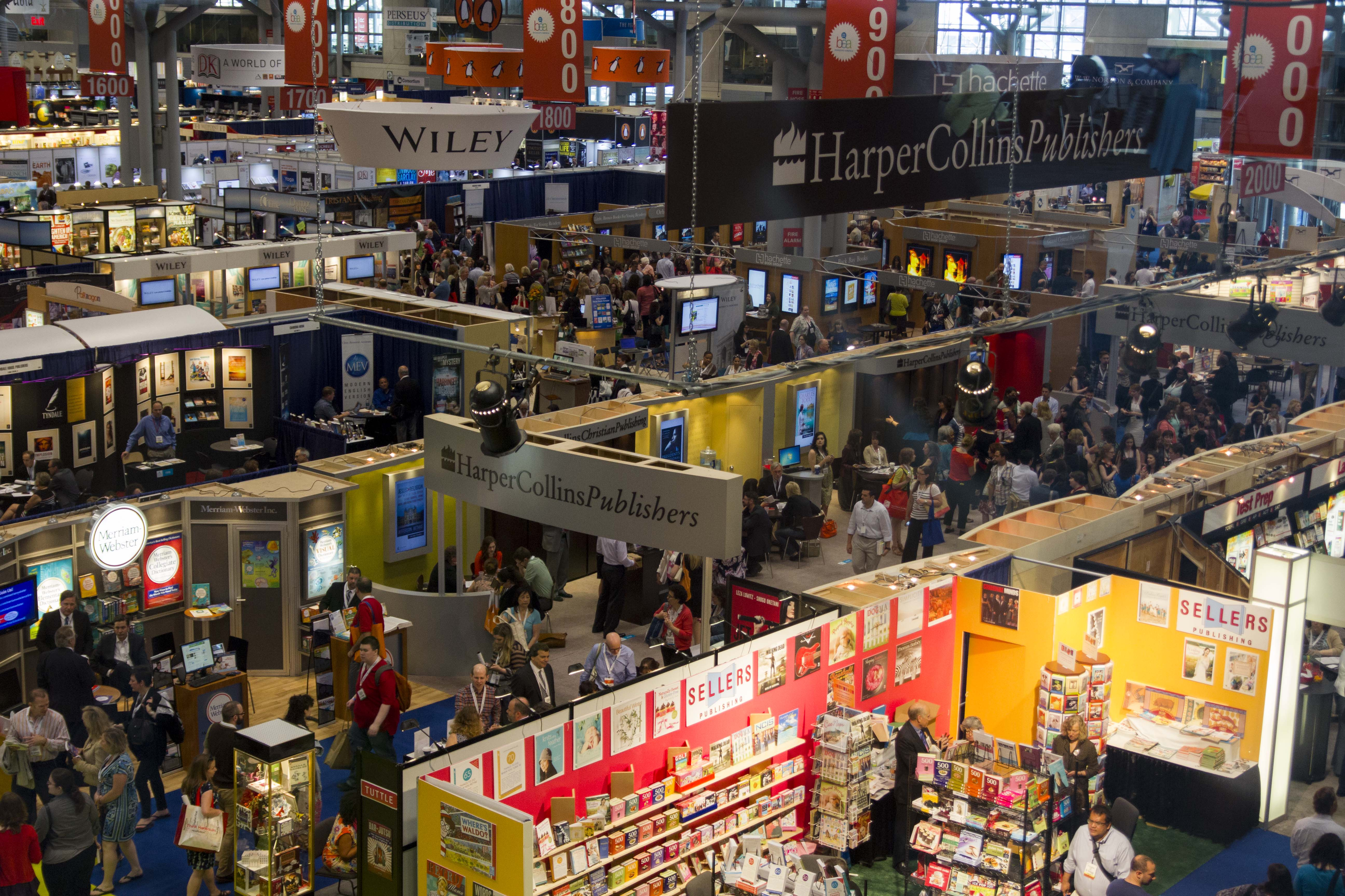 ALLi News: Updates On OUTIA And Discounts For Book Expo America