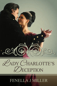 Cover of Lady Charlotte's Deception by Fenella Miller