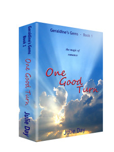 Cover of One Good Turn by Julie Day
