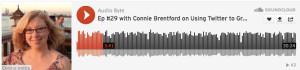 70Connie Brentford Interview