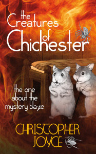 Creatures of Chichester Book 2 Cover EBOOK