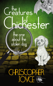 Cover of Christopher Joyce's first book