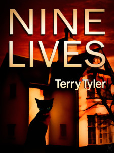 Cover of Nine Lives by Terry Tyler