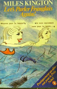 cover of Let's Parler Franglais again