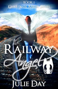 Cover of The Railway Angel by Julie Day