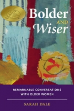 Cover of Bolder and Wiser by Sarah Dale showing the IndieBRAG medallino
