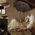 Image: The Poor Poet by Carl Spitzweg
