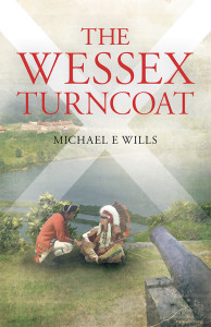 Cover of The Wessex Turncoat by Michael Wills