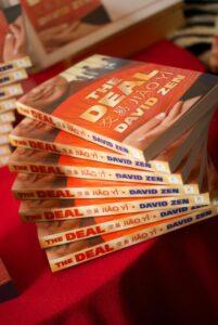 Pile of seven books
