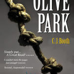 Cover of Olive Park by C J Booth featuring image of knotted rope