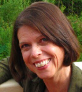 Headshot of author Deb Vanasse