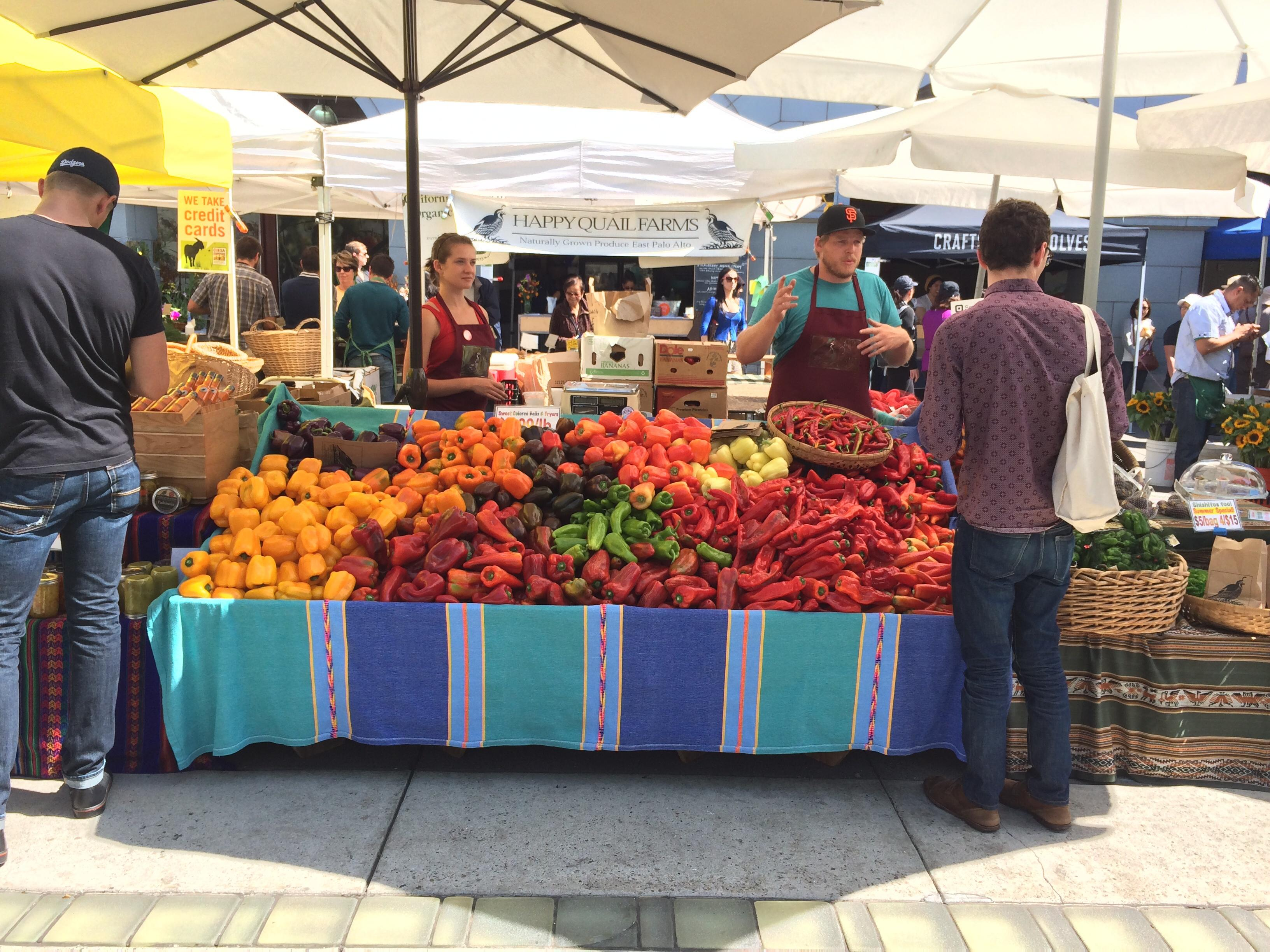 Opinion: Why Self-publishing Is Like A Farmers' Market
