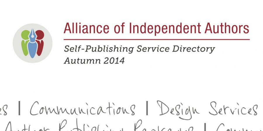 Welcome To ALLi's Self-Publishing Directory!