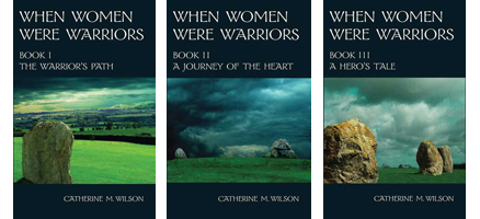 cover of all three books