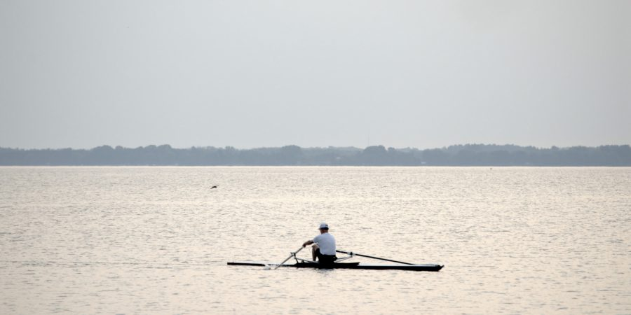 Photo Of A Small Rowing Boat