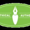 ethical author logo