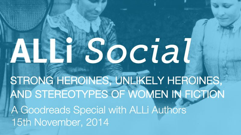 Connecting Authors And Readers: Introducing Our First Goodreads ALLi Social
