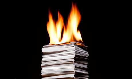 Self-publishing The New Slush Pile