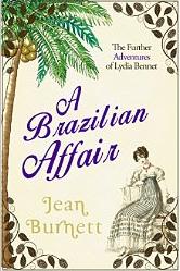 Jean Burnett's latest Austenesque fan fiction (cover by Jessica Bell)