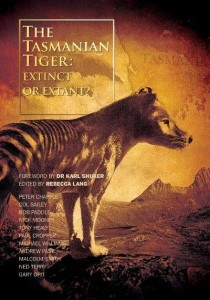 Cover of The Tasmanian Tiger