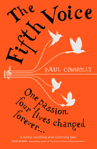 Cover of The Fifth Voice by Paul Connolly