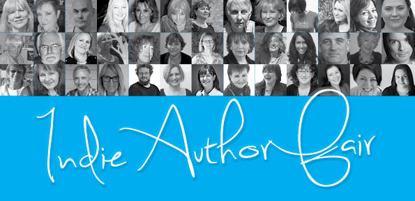 Indie Author Fair Promotional Banner