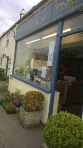 Hawkesbury village shop
