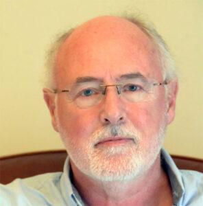 Headshot of David Penny