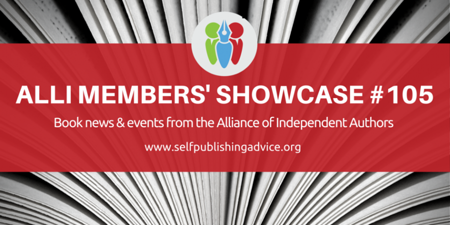Alliance Of Independent Authors Members' Showcase #105