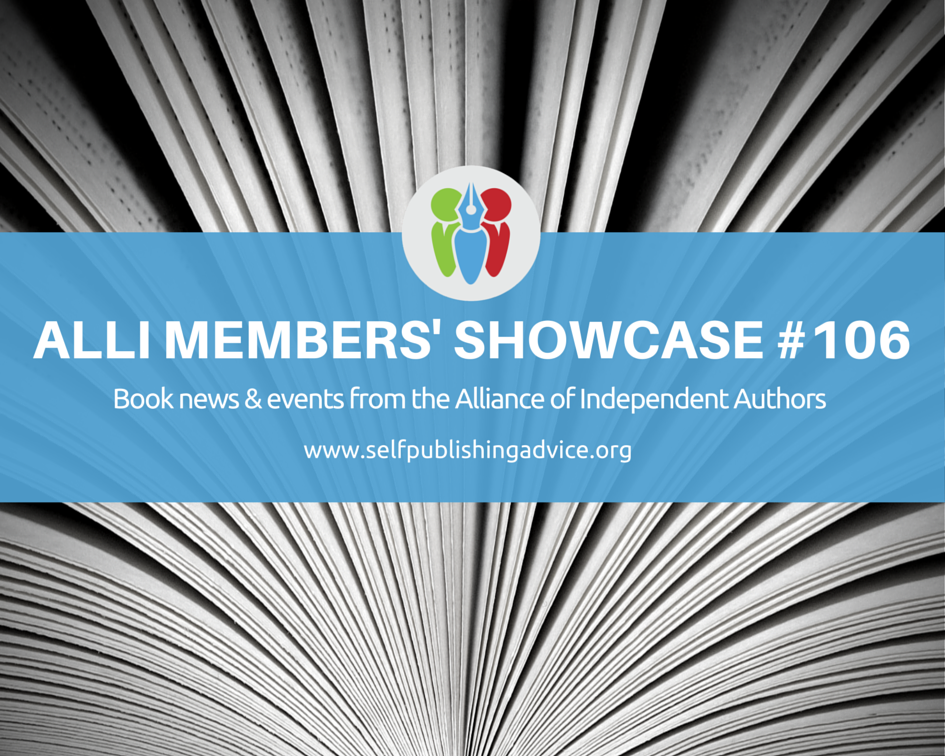 Alliance Of Independent Authors Members' Showcase #106