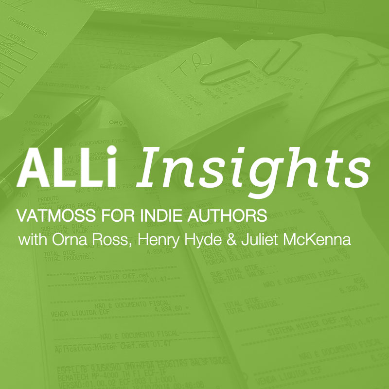 ALLi Insights Event VAT MOSS