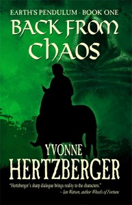 Cover of Back from Chaos by Yvonne Hertzberger