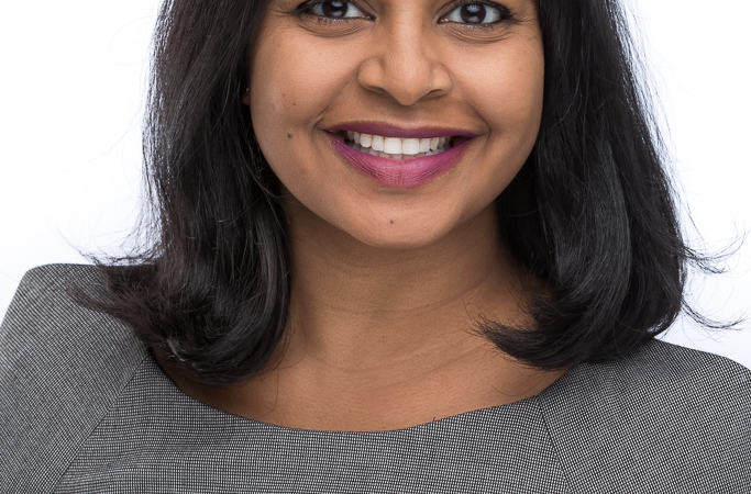 Headshot Of Mohana Rajakumar