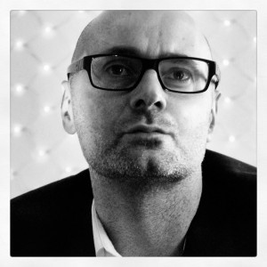 Indie author Paul Tomkins, who lives with M.E>
