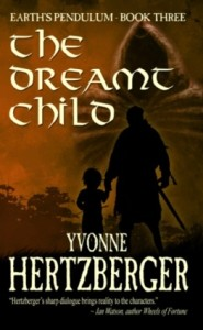 Cover of The Dreamt Child by Yvonne Hertzberger