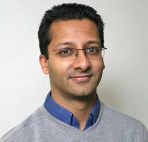 Headshot of Faiz Kermani