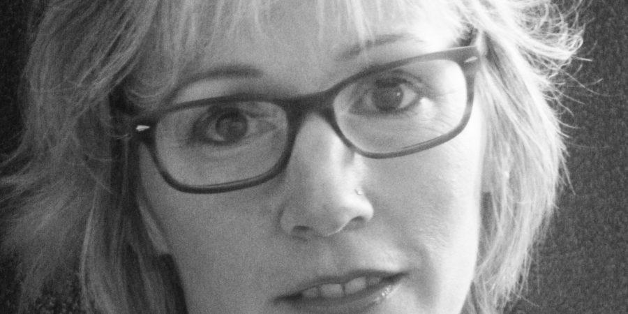 Headshot Of Author Jackie Griffiths