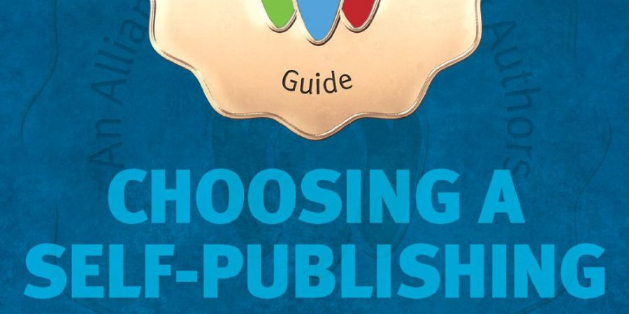 Cover Of Choosing A Self-Publishing Service