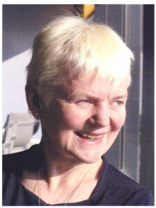 Headshot of Tina Tamman