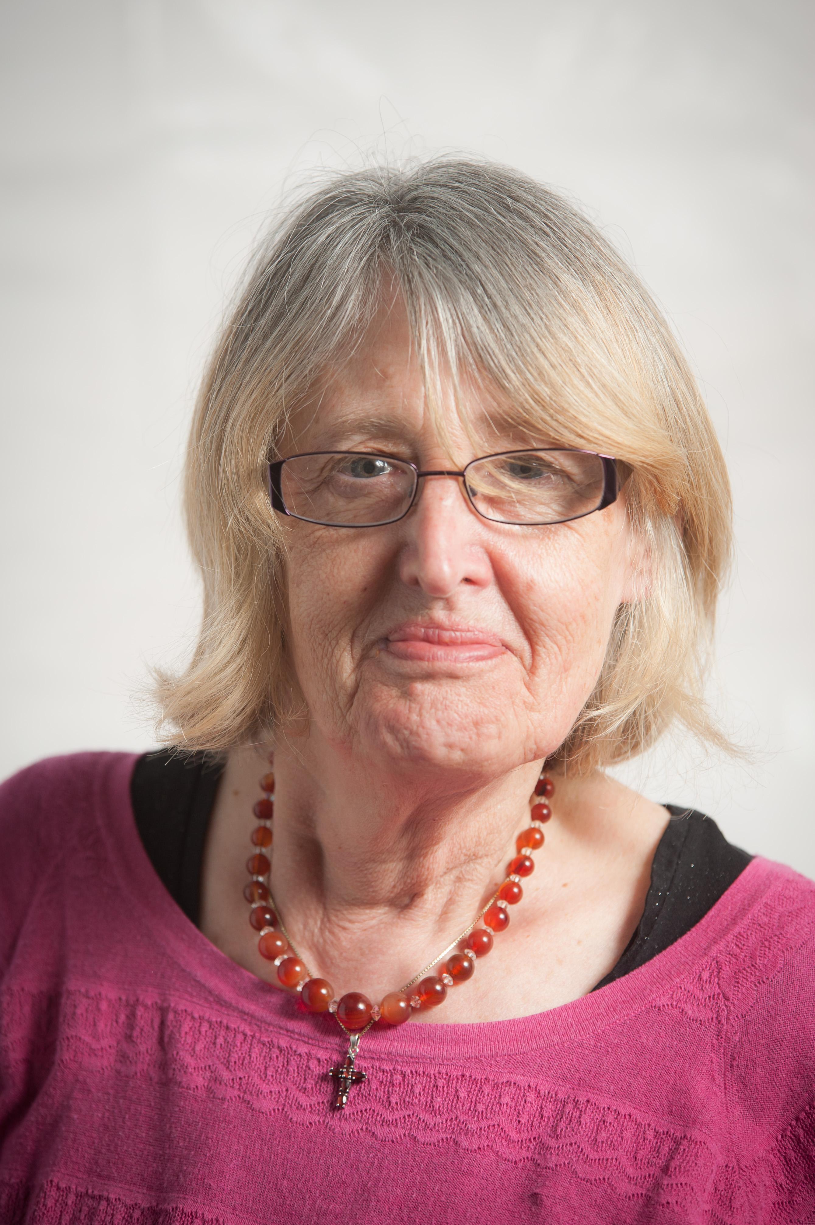 Headshot Of Mari Howard
