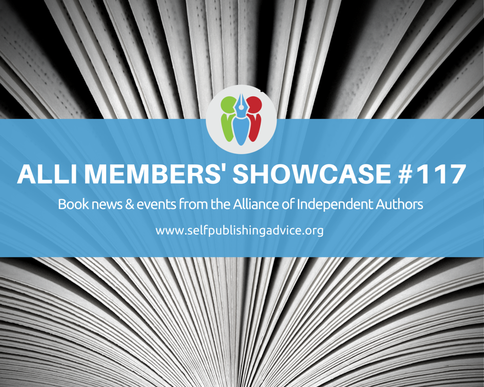Alliance Of Independent Authors Members' Showcase #117