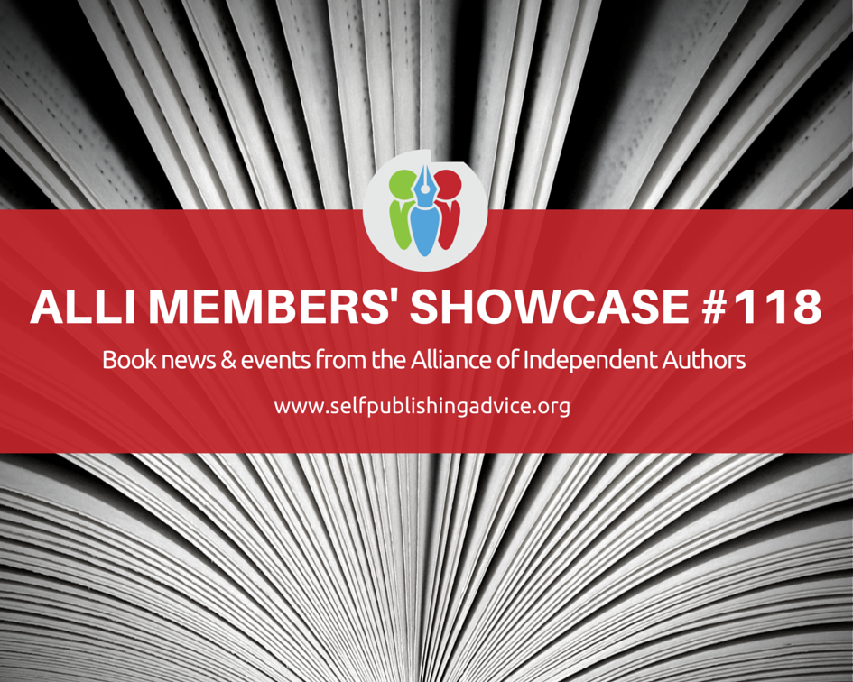 Alliance Of Independent Authors Members' Showcase #118