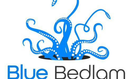 Blue Bedlam logo