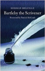 cover of Bartleby the Scrivener
